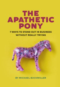 The Apathetic Pony book cover
