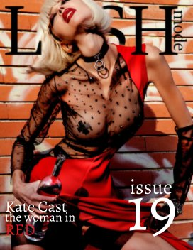 lush issue 19 book cover