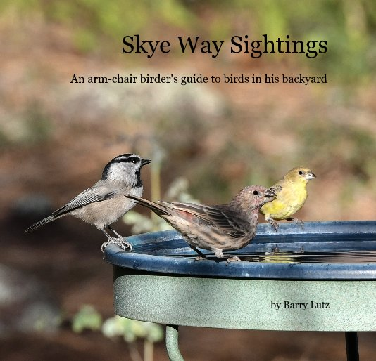 View Skye Way Sightings by Barry Lutz
