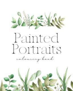 Painted Portraits II book cover