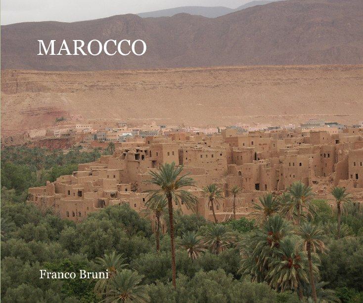 View MAROCCO by Franco Bruni