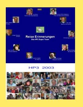 Erinnerungen HP3 book cover