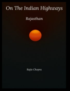 On The Indian Highways: Rajasthan book cover