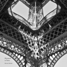 Moments in Paris book cover