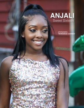 Anjali: Sweet 16 Party book cover