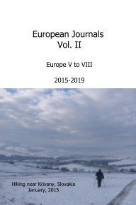 European Journals Volume 2 book cover