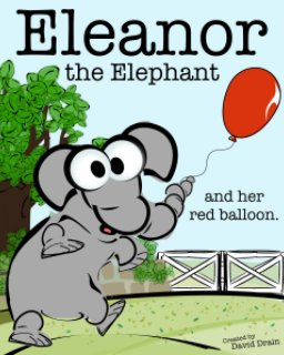 eleanor the elephant book cover