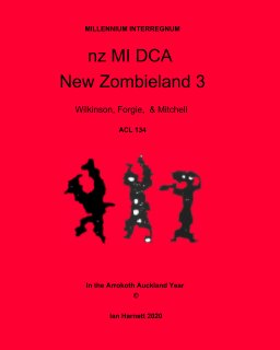 nz MI DCA New Zombieland 3 book cover