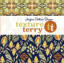 TextureTerry Surface Pattern Design book cover