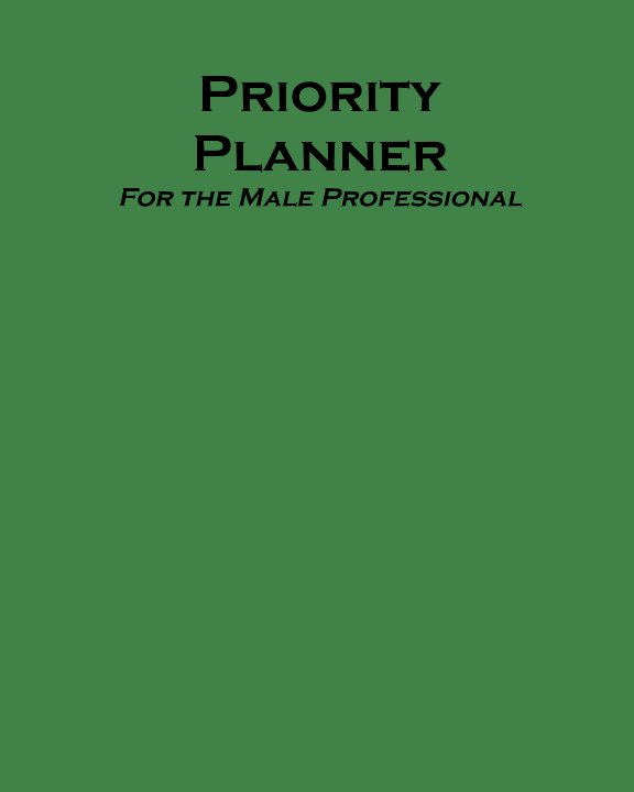 View Priority Planner by William Bakke