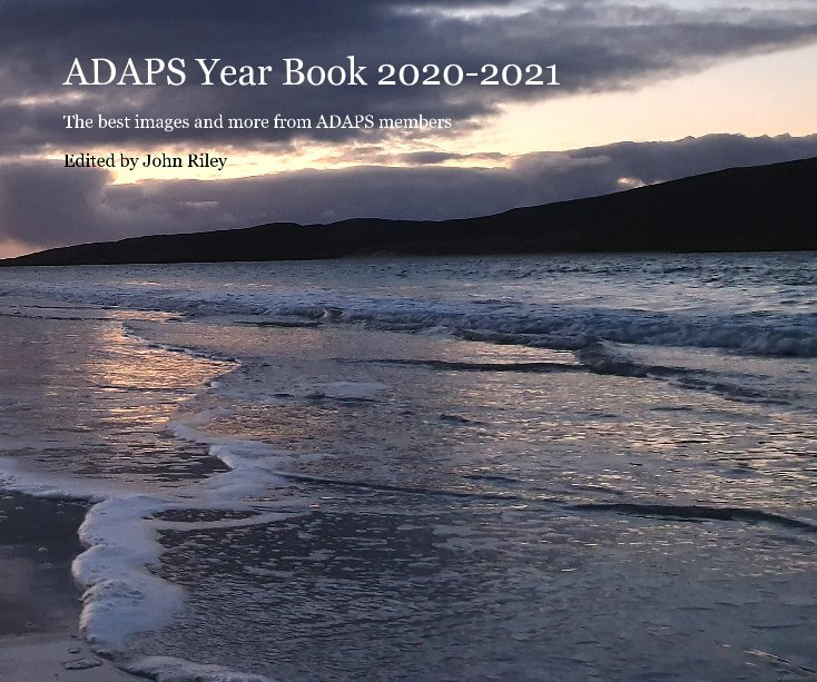 View ADAPS Year Book 2020-2021 by Edited by John Riley