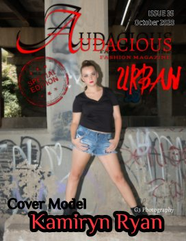 Urban Issue 35 book cover