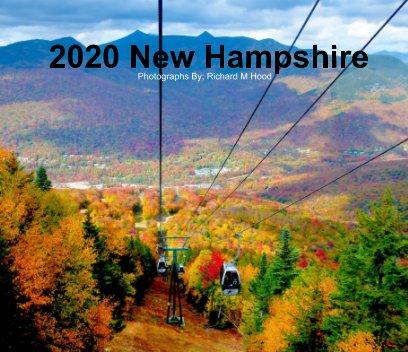 020 New Hampshire Color book cover