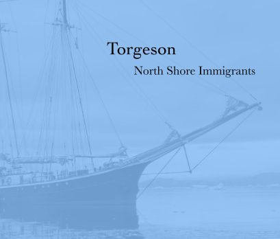 Torgeson book cover