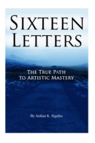 Sixteen Letters book cover