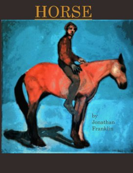 Horse book cover