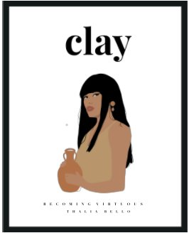 Clay book cover