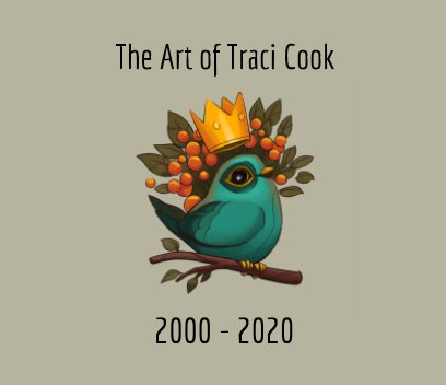 The Art of Traci Cook book cover