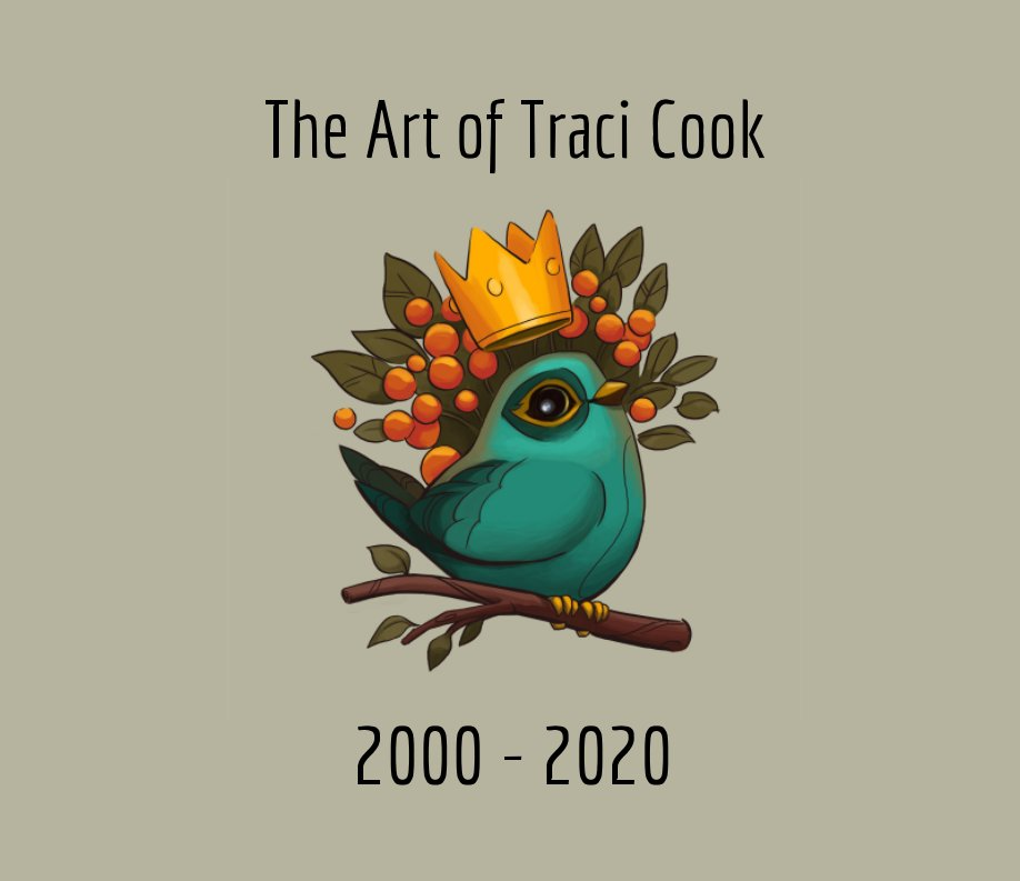 View The Art of Traci Cook by Traci Cook