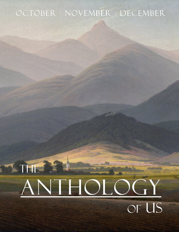 View The Anthology of Us by Aaron Measer