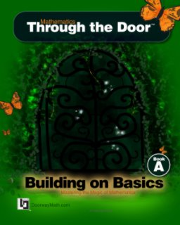 Mathematics Through the Door - Building on Basics, Activity Guide A book cover