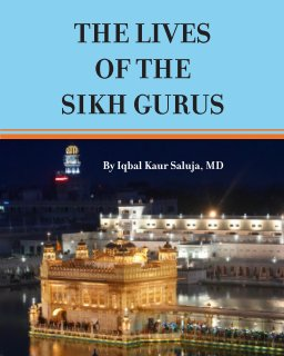 The Lives of the Sikh Gurus book cover