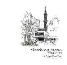 Japan Sketch Journal 2018-2019 book cover