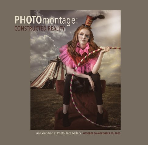 View Photomontage: Constructed Reality, Softcover by PhotoPlaceGallery