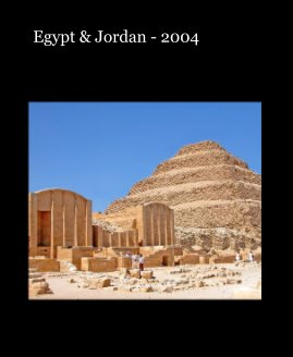 Egypt and Jordan - 2004 book cover