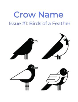 Crow Name Issue 1 book cover