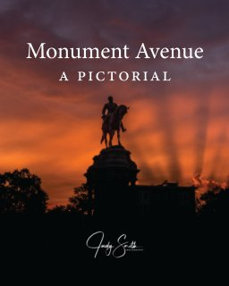 Monument Avenue A Pictorial book cover