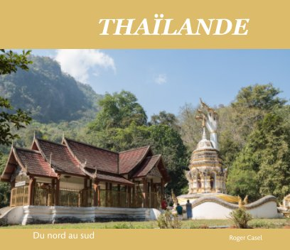 Thaïlande book cover