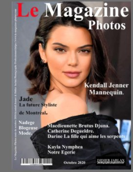 Le Magazine-Photos mensuel d'Octobre 2020 book cover