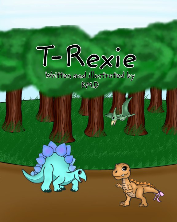 View T-Rexie by KMD