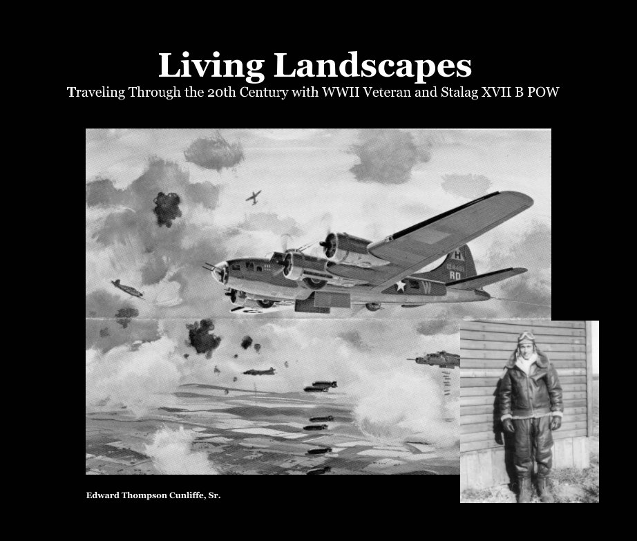 View Living Landscapes by Edward Thompson Cunliffe Sr.