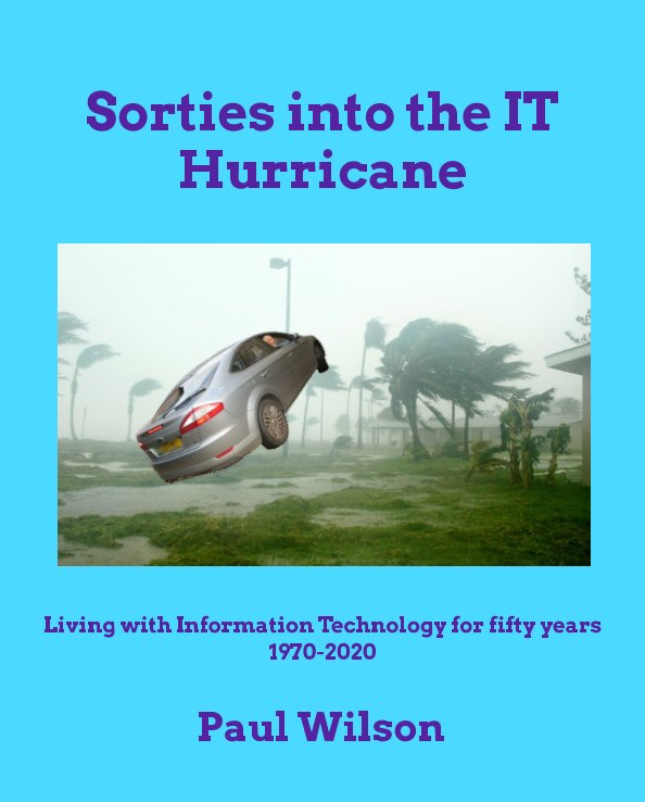View Sorties into the IT Hurricane by Paul Wilson