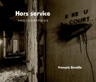 Hors service book cover