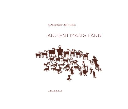 Ancients Man's Land book cover