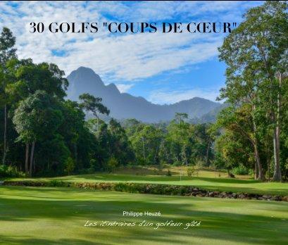 30 golfs coups de cœur book cover