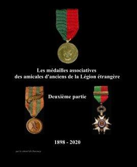 Les médailles associatives des amicales d'anciens de la Légion étrangère book cover