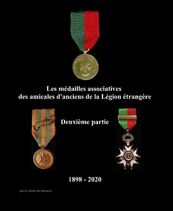 View Les médailles associatives des amicales d'anciens de la Légion étrangère by par le colonel (h) Duronsoy
