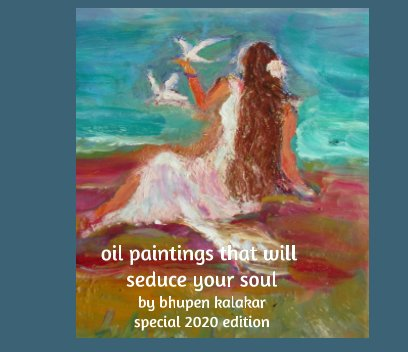 Oil Paintings that will Seduce Your Soul book cover