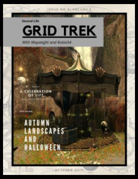 Grid Trek Magazine October 2020 Issue book cover
