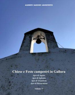 Chiese e Feste Campestri della Gallura Vol.1° book cover