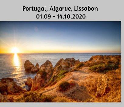 Algarve book cover