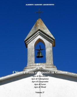 Chiese e Feste campestri in Gallura Volume 2° book cover