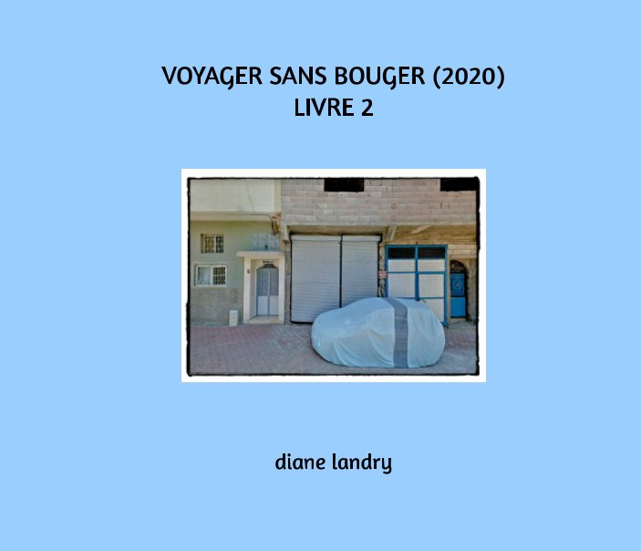 View Voyager sans bouger (2020) by Diane Landry