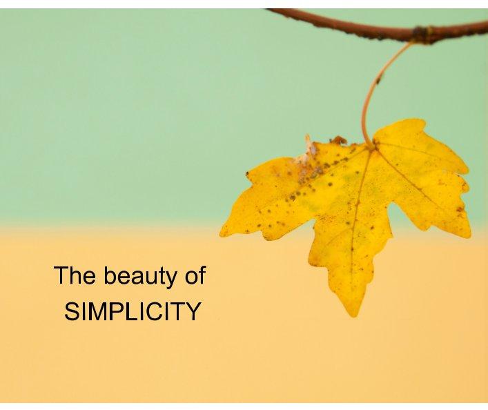 View Simplicity by Jana Vaňourková