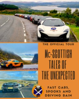 Mc Scottish Tales of the Unexpected book cover
