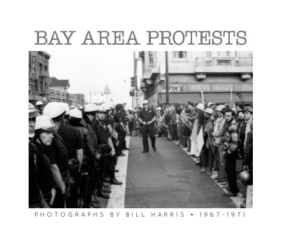 Bay Area Protests book cover